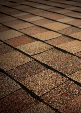 Heritage Harvest Gold Elements Roofing Colorado