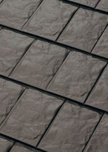metalworks stonecrest slate river rock brown