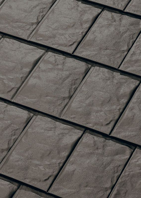 metalworks stonecrest slate river rock brown