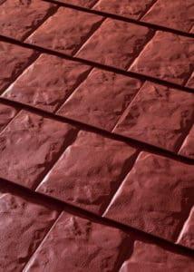 metalworks stonecrest slate sequoia-red